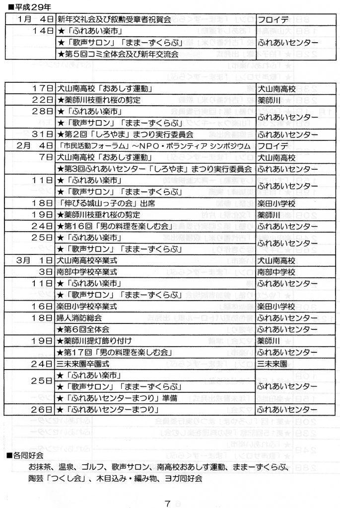 活動報告(平成28年度)4