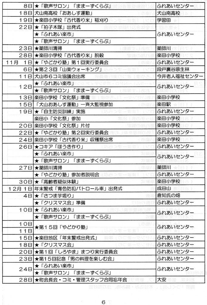 活動報告(平成28年度)3