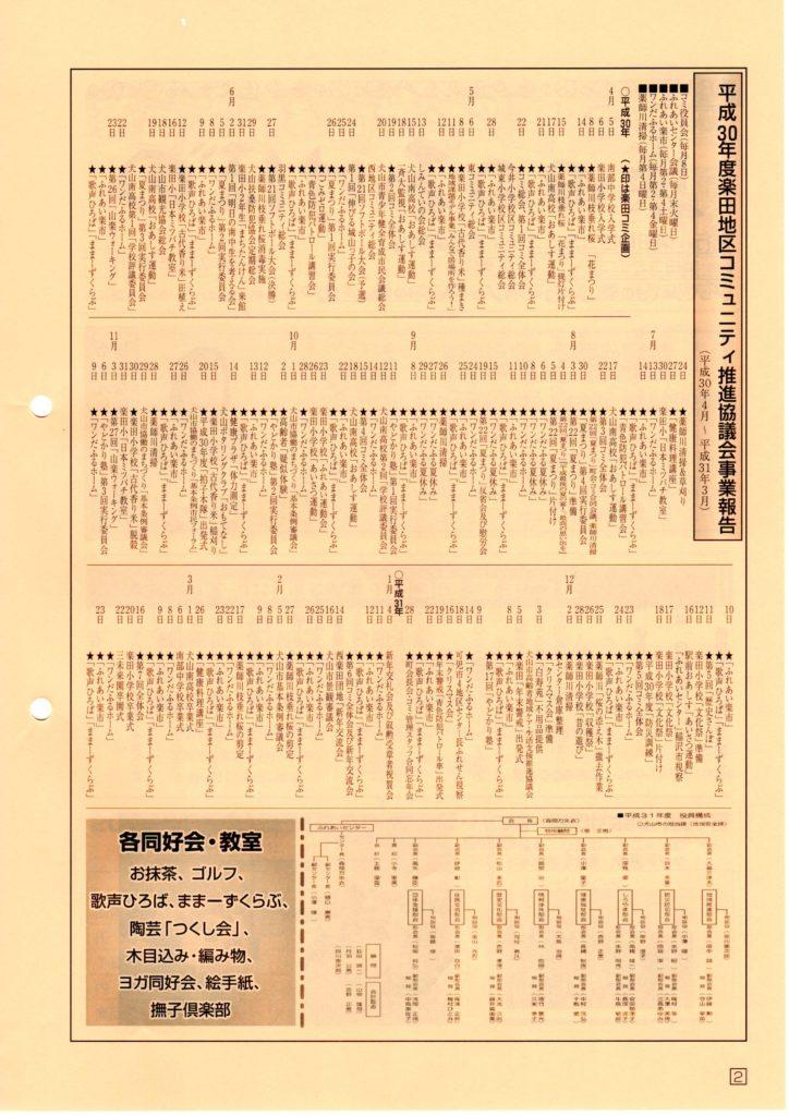 楽田のあけぼの 第81号-2