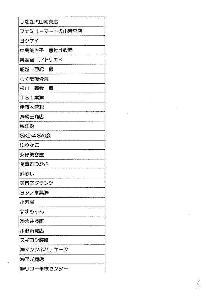 協賛芳名-6